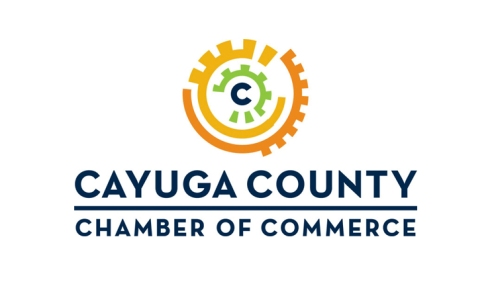 Cayuga County Chamber of Commerce logo